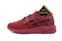 Asics Gel-kayano Trainer (burgundy) Gore-tex [h5n4l-2323] Waterproof Running