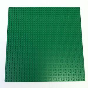 SEALED NEW LEGO 626 LARGE GREEN BASEPLATE 32X32 STUDS 25.5 X 25.5 CM BUILDNG J34 LEGO Bausteine & Bauzubehör LEGO Bau- & Konstruktionsspielzeug