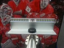 New NHL Edge Checker check level hockey skate sharpening tool Bauer CCM Graf