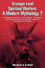 Strategic Level Spiritual Warfare by Michael S B Reid (Paperback / softback, 2002)