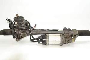 Audi-A3-8P-03-08-Lenkgetriebe-Lenkung-elektronisch-Generation-2