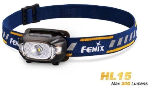 étanche IP67 Fenix HL15 léger running projecteur max 200 lumens