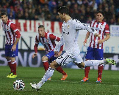 Cristiano Ronaldo Unsigned Real Madrid 8x10 Photo