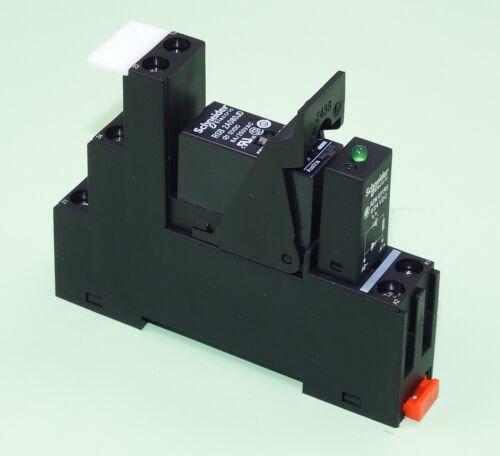 RSB2A080JDPV Schneider Electric Industrie Koppel Relais 12V DC 2xUM 8A w.Finder