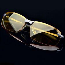 Gafas de sol Polarizadas, amarillas mejoran la vision nocturna, mas funda, #371