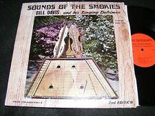 Small / Private Label LP SOUNDS OF THE SMOKIES Bill Davis & Singing Dulcimer Ten