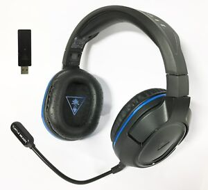515451eb7bb Turtle Beach Ear Force Stealth 500P (PS4 PS3) Wireless Gaming ...