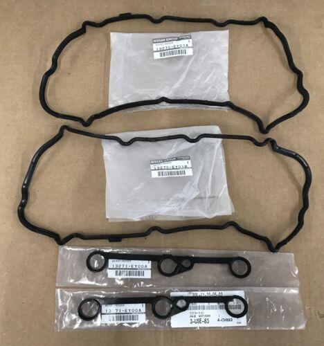 New OEM Infiniti VQ37VHR Valve Cover Gasket Kit
