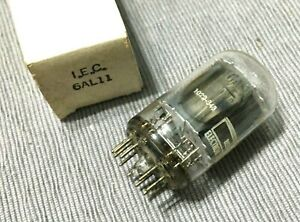 1PCS-IEC-6AL11-Vacuum-tube-NOS-NIB