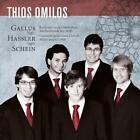 Kontraste Der Kirchenmusik Um 1600 von Thios Omilos (2011)