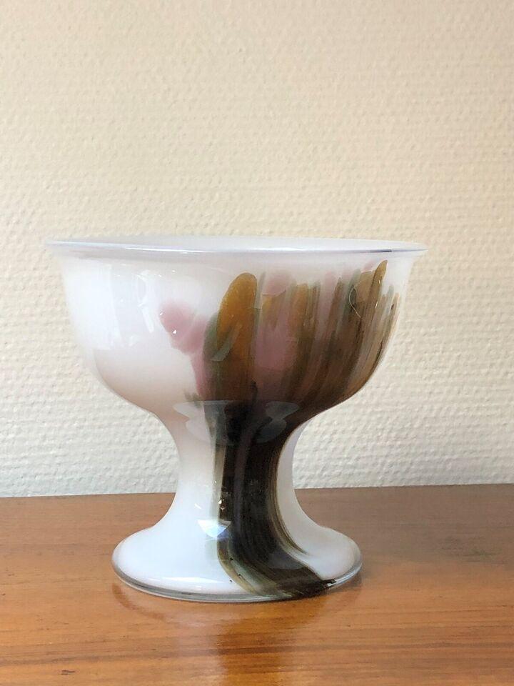 Glas, Opsats/vase, Holmegaard