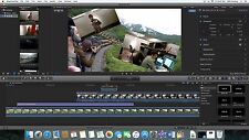 FINAL CUT PRO 10.3.3 (NEWEST VERSION -- VERY CHEAP -- UNLIMITED UPDATES)