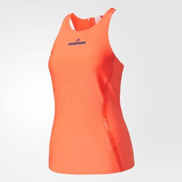 adidas by Stella McCartney Run Tanktop Orange Damen G. S-L