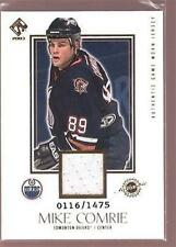MIKE COMRIE 2002/03 PRIVATE STOCK RESERVE JERSEY $15