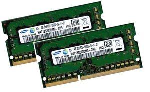 2x-4gb-8gb-ddr3-1333-de-RAM-para-Sony-VAIO-serie-e-vpcej-3k1e-Samsung-pc3-10600s