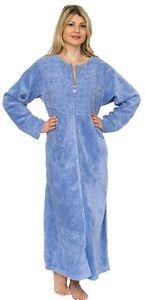 Chenille Robe Cotton Wavy Luxury Bathrobes Dressing Gown Stan ...