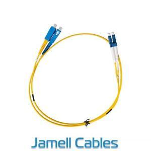 SC-LC-OS1-Single-Mode-Duplex-LSZH-Fibre-Patch-Lead-15m