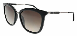 Image is loading Calvin-Klein-CK3201S-001-Black-Square-Sunglasses 17cf6cfbfd