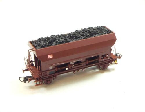 Ladeguteinsatz pista h0 verdadera carga de carbón Art 490 para roco