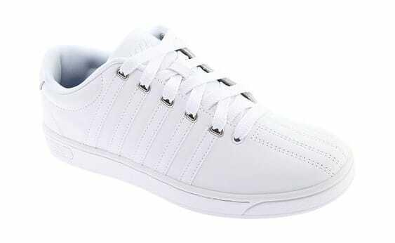 K-Swiss Men's Court Pro II CMF Sneaker White