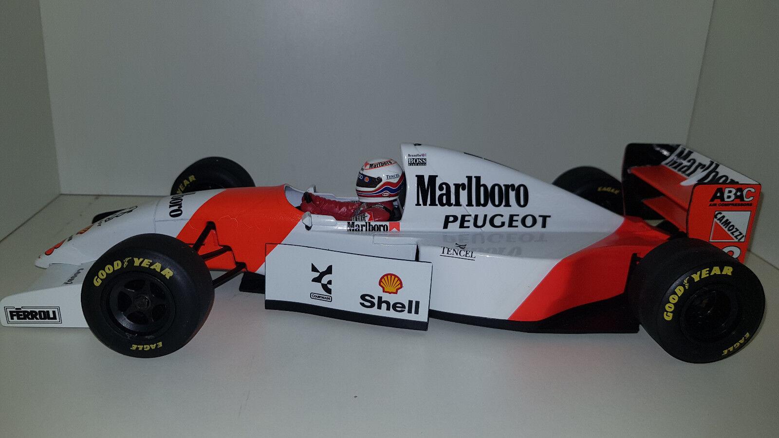 economico online Minichamps 1 18 McLaren PEUGEOT MP4 9 M. M. M. Bcorreredle 1994 MARLBoro livrea 530941808  omaggi allo stadio