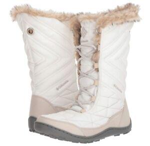 Columbia-Minx-Mid-III-Omni-Heat-Women-039-s-Boots-Winter-Snow-Hiking-Waterproof