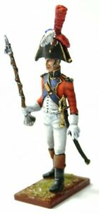 Painted-Tin-Toy-Soldier-Tambour-Major-of-the-30th-Regiment-54mm-1-32