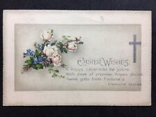 Vintage Postcard - Easter Greeting Card - #5 - 1938