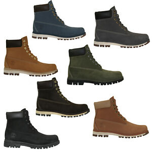 Timberland-6-Inch-Boots-Radford-Waterproof-Herren-Schuhe-Stiefel-SensorFlex
