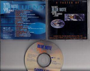 BLUE-NOTE-Best-PROMO-CD-HERBIE-HANCOCK-DONALD-BYRD-ELIANE-ELIAS-HORACE-SILVER