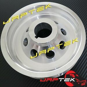 Lightweight-Underdrive-Crank-Pulley-for-Nissan-Skyline-R32-R33-R34-RB20-RB25