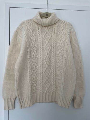 Inis Meain Sweater (Men's Large) - Excellent Condi
