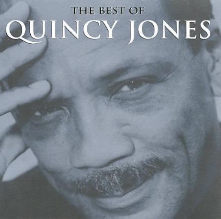 1 of 1 - QUINCY JONES The Best Of CD BRAND NEW