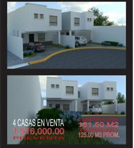 Se venden casas Fracc maravillas