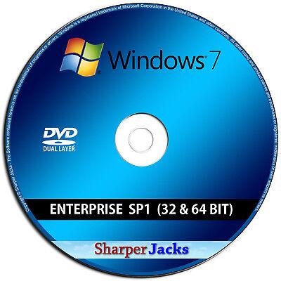 windows 7 enterprise 32 64 bit installieren reinstall. Black Bedroom Furniture Sets. Home Design Ideas