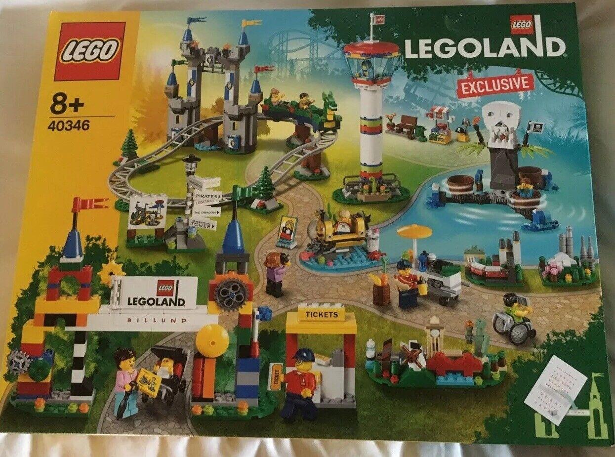 Lego Legoland Billund Exclusive 40346 In Hand In UK