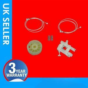 Fits-Fiat-500-Window-Regulator-Repair-Kit-Set-Left-Side-68070267AD-68070267AE