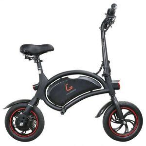 Bicicletta elettrica pieghevole, Kugoo B1, velocità ...