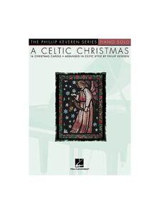 Acheter Pas Cher Un Celtique Noël Pour Piano Apprendre à Jouer Présent Piano Sheet Music Book-afficher Le Titre D'origine Une Performance SupéRieure