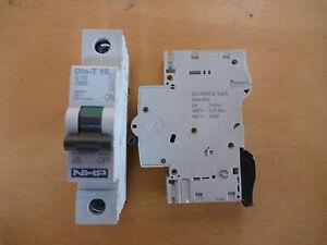 NHP-DTCB10110C-SINGLE-POLE-MCB-Circuit-Breaker-10A-240VAC