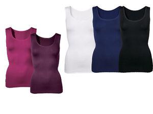 Dependable To /28 Esmara Lingerie Underwear Women's Tank Top Top Vest Thermal Top Modern Design
