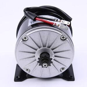 350W-36V-DC-Electric-Brush-Start-Motor-For-Scooter-Go-kart-Mini-Bike-ATV-MY1016