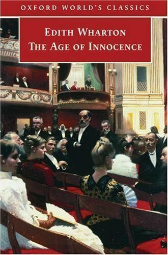 The Age of Innocence By  Edith Wharton. 9780140177909