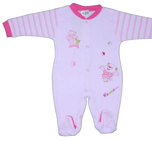 Baby mamelucos onesie pijama pijama elección de color