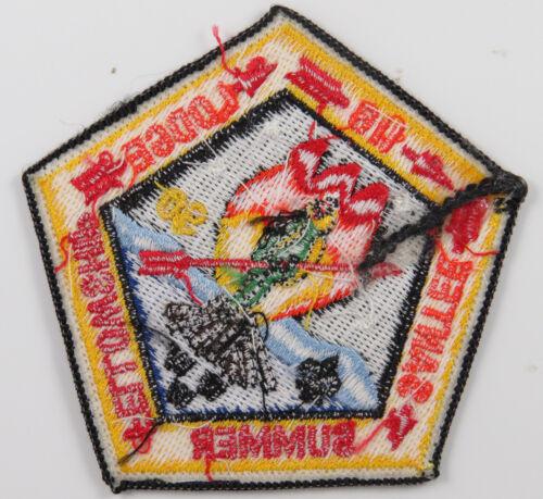 OA Lodge 116 Santee eX1990-2 Fdl; Summer Fellowship D1749