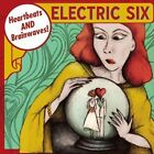 Heartbeats and Brainwaves by Electric Six (CD, Oct-2011, Metropolis)