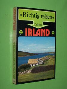 Irland-Richtig-Reisen-Reisefuehrer-Wolfgang-Kuballa-Dumont-1986-TB-48