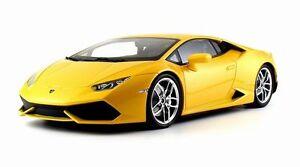 Lamborghini Huracan Lp610 4 Yellow Pearl 1 18 By Kyosho C09511y