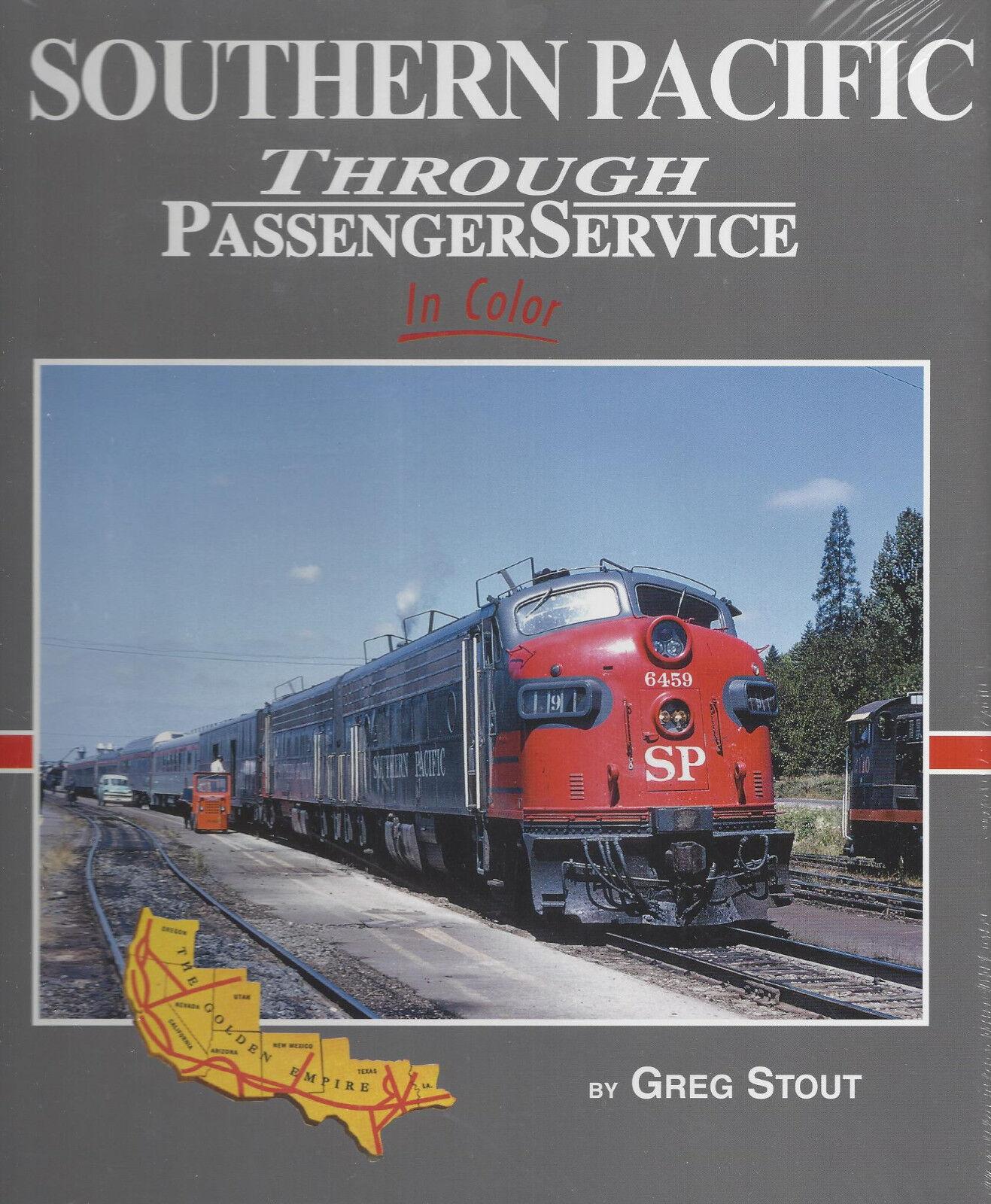 Southern Pacific attraverso Passeggero Service  Postwar a Amtrak  Nuovo Libro