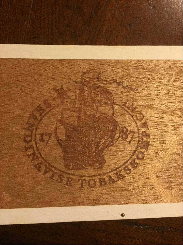Cigartilbehør, Cigaræske